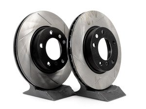 ES#3025817 - 34211164401GS - Gas-Slotted Brake Rotors - Front  - This design removes performance robbing outgas and material dust caused by braking - StopTech - BMW