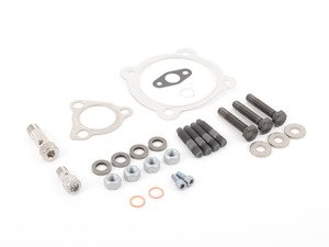 ES#2953809 - 06a145713fKT1 - Turbocharger Installation Kit - Everything needed to install a replacement K03 on your 1.8T - Genuine Volkswagen Audi - Volkswagen