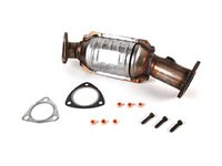 ES#1831735 - AMBCATKT - Catalytic Converter Kit - Includes related hardware and gaskets - Bosal - Audi