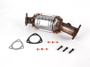ES#1831735 - AMBCATKT - Catalytic Converter Kit - Includes related hardware and gaskets *Includes $11.50 core charge* - Bosal - Audi