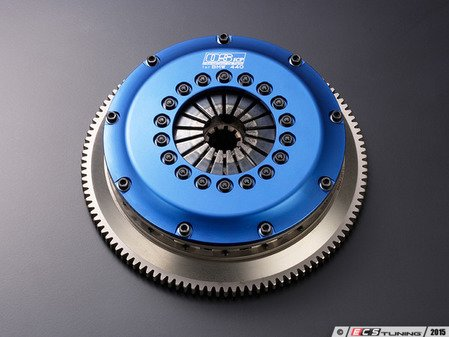 ES#3108059 - MN023-AJ6 - OS Giken Clutch Kit - STR Series - Dampened Single Plate with Soft Diaphragm, Release Assembly included - OS Giken - MINI