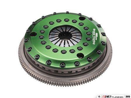 ES#3108083 - MN023-AQ6 - OS Giken Clutch Kit - Grand Touring Series - Dampened Single Plate, Release assembly included. - OS Giken - MINI