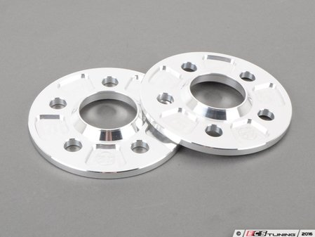 ES#3078736 - 4980216 - 42 Draft Designs Wheel Spacers - 18mm (1 Pair) - Exclusively built for your Volkswagen or Audi - 5x100 - 42 Draft Designs - Audi Volkswagen