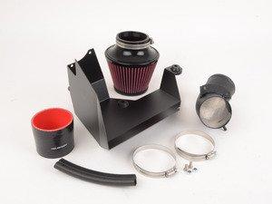 ES#2992963 - 65.10.82 - P-Flo Air Intake Kit - Black - More power and aggressive intake sound - Neuspeed - Volkswagen