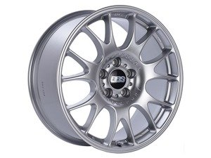 "ES#3137573 - CH023DSKKT - 17"" CH - Set Of Four  - 17""x7.5"" ET30 5x112 - Diamond Silver - BBS - Volkswagen"
