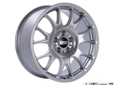 """ES#3138068 - CH009DSKKT1 - 19"""" CH - Set Of Four  - 19""""x8.5"""" ET35 5x112 - Diamond Silver - BBS - Audi"""