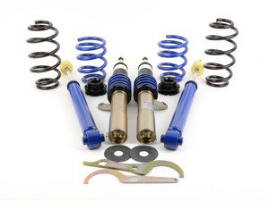 ES#3010360 - S1VW012 - Solo-Werks S1 Coilovers - Set your vehicle low and tight for optimal performance - Solo-Werks - Volkswagen