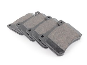 ES#2561766 - 0044205120 - Front Brake Pad Set - Does not include brake pad wear sensors - PBR - Mercedes Benz