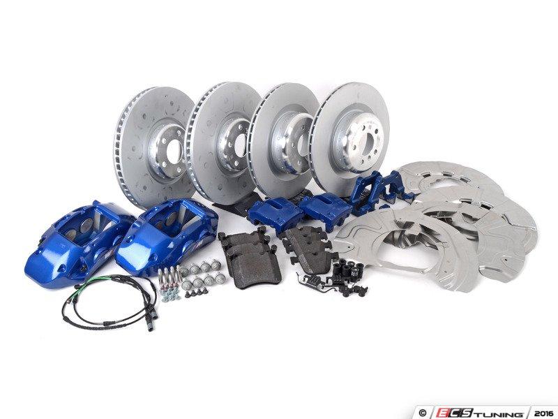 genuine bmw 34112348054 m performance sport brakes. Black Bedroom Furniture Sets. Home Design Ideas
