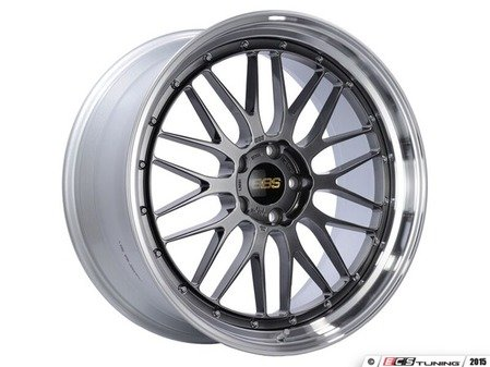 "ES#3138217 - LM269DBPKKT1 - 19"" LM - Set Of Four  - 19""x8.5"" ET32 5x112 - Diamond Black Center with Diamond Cut Lip - BBS - Audi"