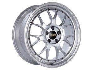 "ES#3138214 - LM322DSPKKT - 19"" LM-R - Set Of Four  - 19""x8.5"" ET38 5x112 - Diamond Silver Center with Diamond Cut Lip - BBS - Audi Volkswagen"