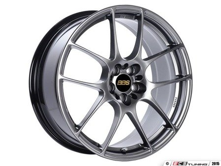 "ES#3138472 - RF516DBKKT - 18"" RF - Set Of Four  - 18""x8"" ET45 5x112 - Diamond Black - BBS - Audi Volkswagen"