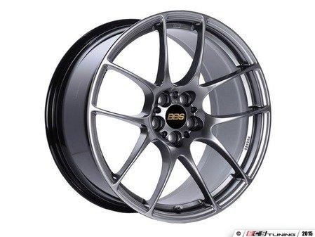 "ES#3138463 - RF520DBKKT - 18"" RF - Set Of Four  - 18""x9"" ET45 5x100 - Diamond Black - BBS - Audi Volkswagen"