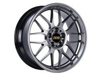 "ES#3138558 - RG705HDBKKT - 18"" RG-R - Set Of Four  - 18""x8"" ET35 5x112 - Diamond Black - BBS - Audi Volkswagen"