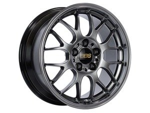 "ES#3138562 - RG718HDBKKT - 17"" RG-R - Set Of Four  - 17""x8"" ET35 5x112 - Diamond Black - BBS - Audi Volkswagen"