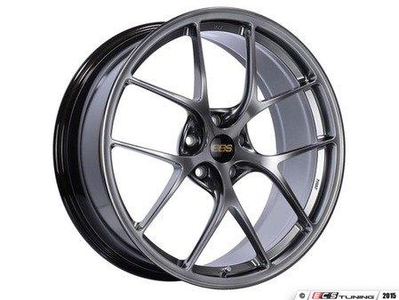 """ES#3138623 - RI027DBKKT - 20"""" RI-D - Set Of Four  - 20""""x8.5"""" ET50 5x112 - Diamond Black - BBS - Audi Volkswagen"""