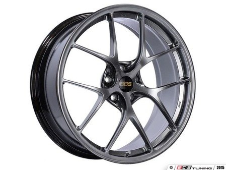 "ES#3624732 - ri01130dbkktKT - 20"" RI-D - Staggered Set Of Four - 20x9 ET27, 20x10 ET34 - Diamond Black - BBS - Audi Volkswagen"