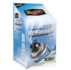 ES#2945442 - MGLG16602 - Whole Car Air Re-Fresher, Summer Breeze - This is an odor-killing aerosol spray - Meguiars - Audi BMW Volkswagen Mercedes Benz MINI Porsche