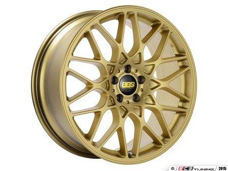 "ES#4158998 - rg310gsKT - 20"" RX-R - Set Of Four  - 20""x9"" ET32 5x120 - Satin Gold - BBS - BMW"