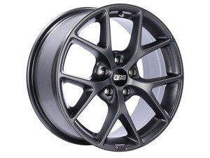 "ES#3138732 - SR005SGKT - 17"" SR - Set Of Four  - 17""x7.5"" ET45 5x112 - Satin Grey - BBS - Audi Volkswagen"
