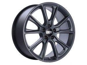 "ES#3138815 - SV014TIKT - 19"" SV - Set Of Four  - 19""x8.5"" ET38 5x112 - Satin Titanium - BBS - Audi Volkswagen"