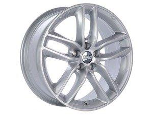 "ES#3138873 - SX0302SKKT - 17"" SX - Set Of Four  - 17""x7.5"" ET35 5x112 - Sport Silver - BBS - Audi Volkswagen"