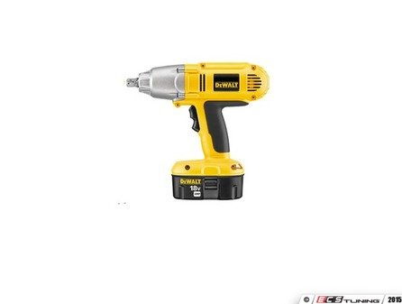 "ES#2933056 - DWTDW059K2 - 18V 1/2"" Cordless Electric Impact Gun - Comes complete with 2 batteries and a 1-hour charger - Dewalt - Audi BMW Volkswagen Mercedes Benz MINI Porsche"