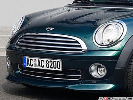 ES#3131426 - 511156210 - Front Spoiler  - More aggressive front lower splitter / spoiler , primed and ready to paint - AC Schnitzer - MINI