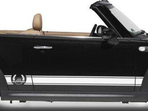 "ES#3131754 - 511455210 - Decal Set Cooper ""Technology & Design"" - White  - Runs the lower body wheel arch to wheel arch - AC Schnitzer - MINI"