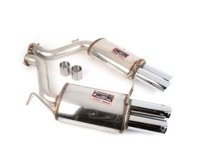 ES#3033944 - 046936-046906 - Supersprint F1 Race Mufflers - A loud F1 style note with maximum flow - Supersprint - BMW