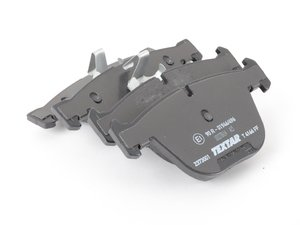 ES#2857593 - 34216793025 - Rear Brake Pad Set - Original supplier of brake pads to BMW - Textar - BMW