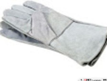 ES#2950480 - TTN41239 - Leather Welding gloves - Keep your hands from being burned with these leather welding gloves - Titan - Audi BMW Volkswagen Mercedes Benz MINI Porsche