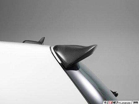 ES#3176126 - 019382ECS02A01KT - Sport Style Rear Hatch Spoiler - Carbon Fiber  - Add an aggressive look to the rear of your car - ECS - Volkswagen