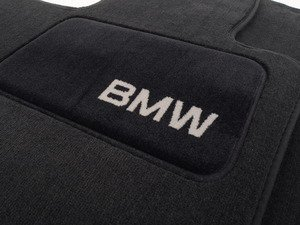 ES#1898178 - 82110439409 - Floor Mats - Set of four - Genuine BMW - BMW