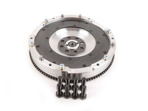 ES#3032482 - 520-190-240 - JB Racing Lightweight Aluminum Flywheel - Reduce drivetrain loss and improve throttle response! Works with your stock clutch! - JB Racing - BMW