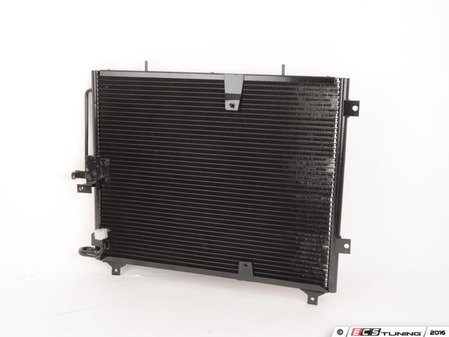 ES#2739545 - 1248301770 - A/C Condenser  - Condenses the high pressure refrigerant back into a liquid - ACM - Mercedes Benz