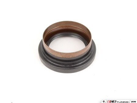 ES#3138043 - 02J409528A - drive axle flange seal - right - Stop leaks from your transmission. 48x60x26.6mm - Corteco - Volkswagen