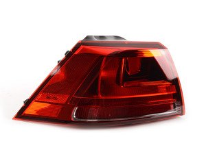 ES#2786206 - 5GM945095B - Outer Tail Light - Left - Outermost tail light assembly found on driver's side - Genuine Volkswagen Audi - Volkswagen