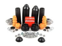 ES#2631491 - 1J0498020STG3 - ECS Cup Kit/Coilover Installation Kit - Stage 3 - Includes all the necessary suspension parts that should be replaced and more while installing new shocks/struts or coilovers plus special service tools. Featuring ECS Heavy Duty Upper Strut Mounts! - Assembled By ECS - Volkswagen