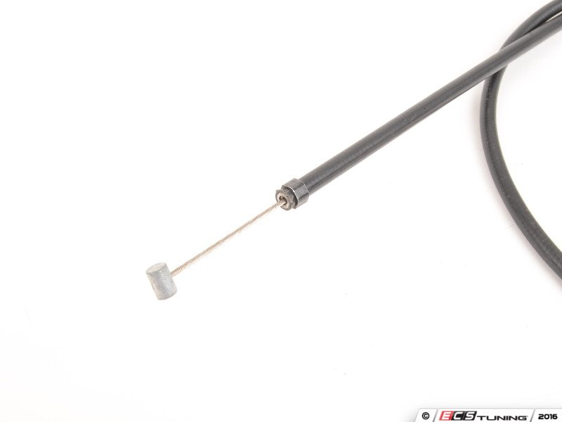 Genuine bmw 51237008760 bowden cable rear for Cable bowden