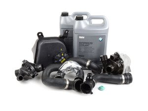 ES#2713447 - 11517588885KT1 - ECS Cooling System Refresh Kit - Level 1  - An entry level cooling refresh kit - with OEM components - Genuine BMW - BMW