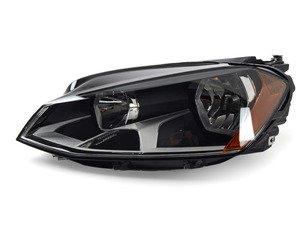ES#3151544 - 5GM941005C - Halogen Headlight Assembly - Left - Factory replacement to restore lighting - Genuine Volkswagen Audi - Volkswagen