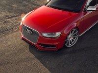 ES#3138714 - 1200vud - Carbon Aero Front Spoiler - Finest Autoclaved Pre-impregnated carbon fiber - Vorsteiner - Audi