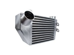 ES#3138468 - UGSMICMK4B13 - Performance Side Mount Intercooler  - Easy installation and more reliable charge cooling - TyrolSport - Volkswagen
