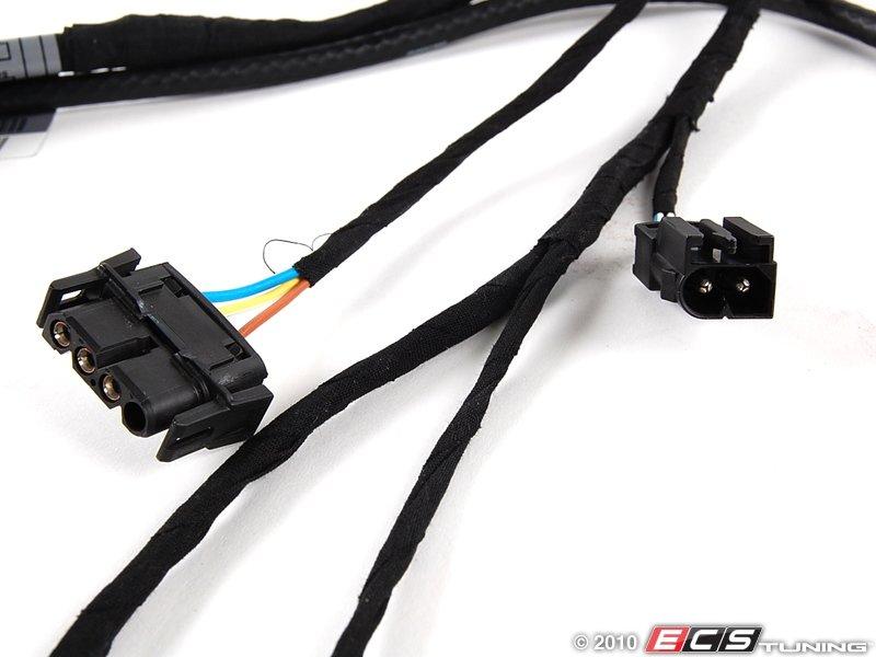 Genuine bmw  trunk wiring harness right
