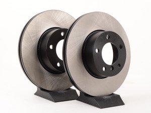 ES#3096725 - 34116855006CDKT - Centric Front Premium Brake Rotors - A premium rotor option for smooth braking and corrosion resistance - Centric - BMW