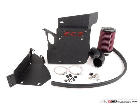 ES#3023195 - 013859ECS01 -  Luft-Technik Intake System  - Engineered for increased engine performance with show quality looks - ECS - Audi