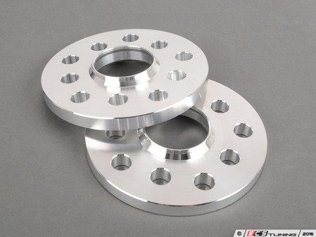 ES#3077149 - 2551986 - 42 Draft Designs Dual-Drilled Wheel Spacers - 13mm (1 Pair)  - Exclusively built for your Volkswagen or Audi - 5x100/5x112 - 42 Draft Designs - Audi Volkswagen