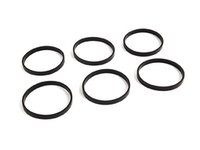 ES#25805 - 11617547242 - Intake Gasket Set - 1 for each intake runner, 6 in total - Genuine BMW - BMW