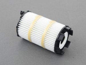 ES#3106708 - 079198405E - Oil Filter - Priced Each - Keep your oil clean and your engine running like new. - Mann - Audi Volkswagen